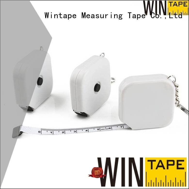Wintape rope brown sewing tape measure square sewing