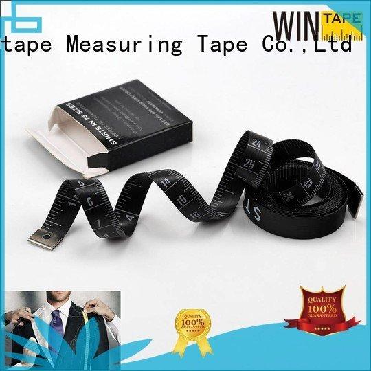 seamstress measuring Wintape digital tape measure