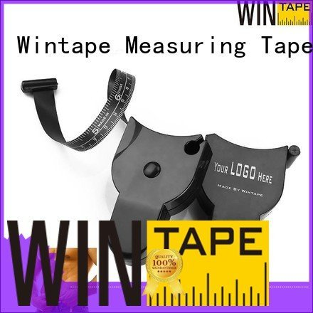 body fitness measuring tape Wintape body weight measurements
