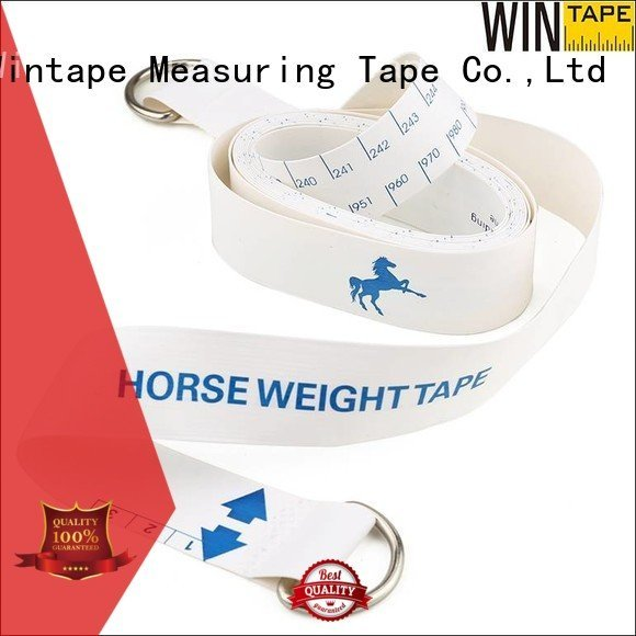 horse height measuring tape printed horse weighing Wintape
