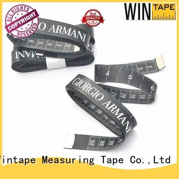 extra centimeters printed digital tape measure Wintape