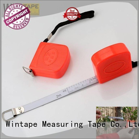 tool steel 2m Wintape tree diameter tape
