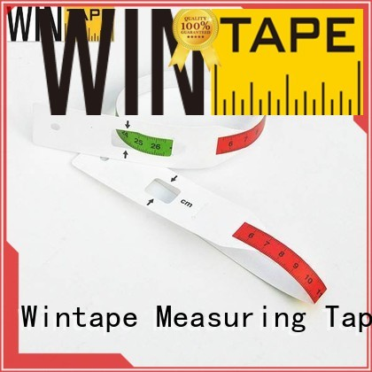 muac pediatric head circumference measuring tape measuring Wintape company