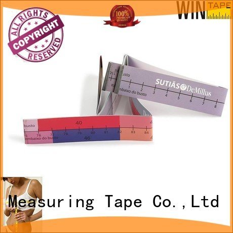 measures paper tape Wintape adhesive measuring tape for table saw