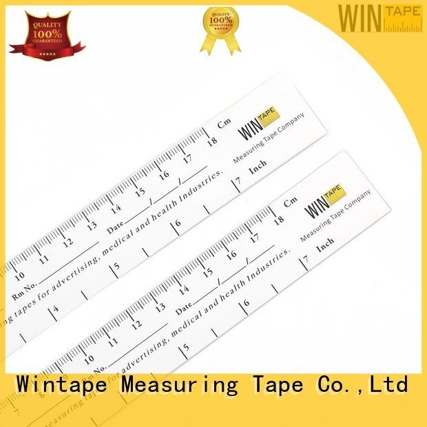 Wintape Brand rulers disposable wound measuring rulers ruler paper