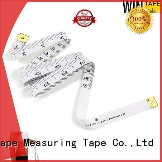 yellow tailor tape Wintape tailor measurements