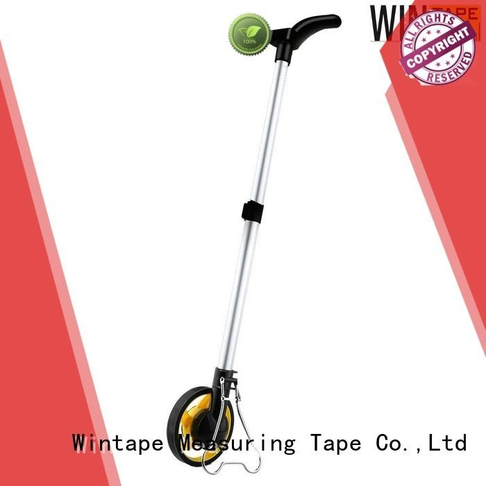Wholesale distance measuring walking measuring wheel Wintape Brand