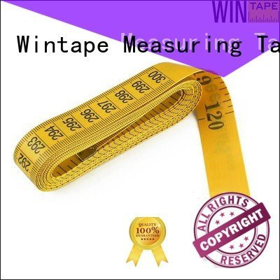 Wintape Brand seamstress long tape tailor measurements 60inch150cm
