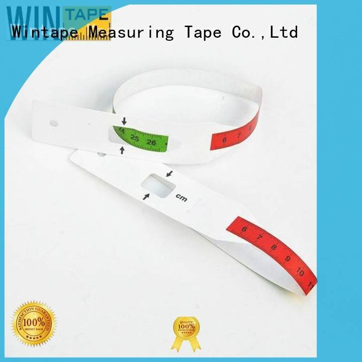 Wintape head circumference measuring tape muac circumference tape midupper