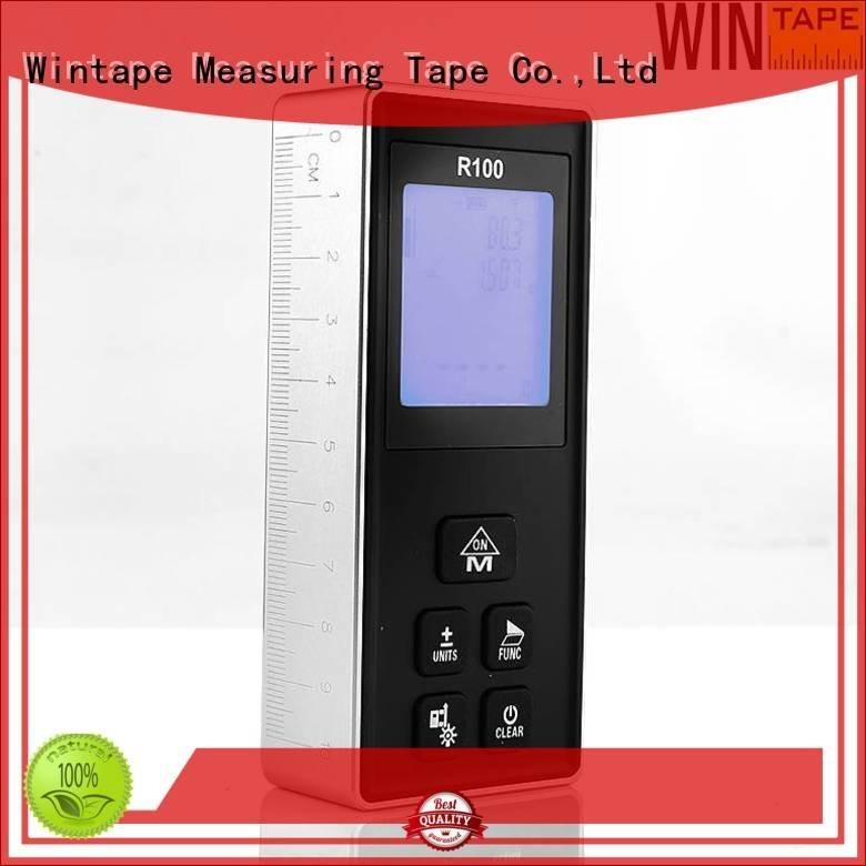 measuring 100m Wintape laser tape measure reviews