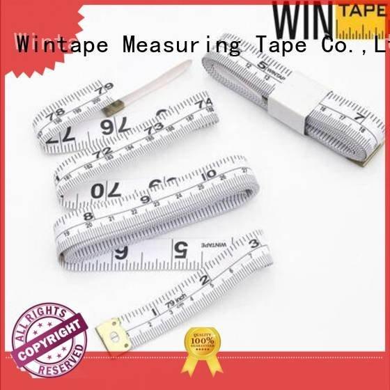 digital tape measure metric tailor measurements Wintape