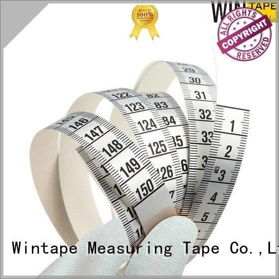 Wintape Brand tyvek adhesive measuring tape for table saw bra measure
